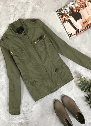 Облегченная куртка с декором  ov 1910079  amisu