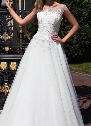 Весільна сукня ida torez 2018