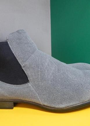 Мужские туфли-ботинки livergy
