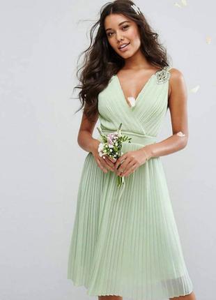 Полная распродажа! шикарное платье для выпускных! новая цена 855 грн. нюанс