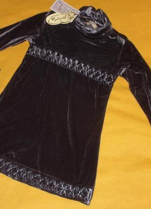 Платье-туника для девочки турция (закрытие магазина)
