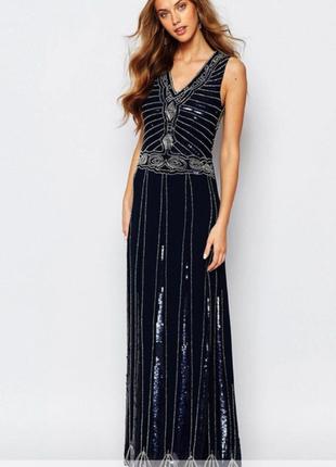 Полная распродажа! шикарное платье для выпускных! новая цена 1110 грн. s/xs