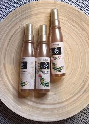 Восстанавливающий спрей для вьющихся волос daeng gi meo ri корея оригинал