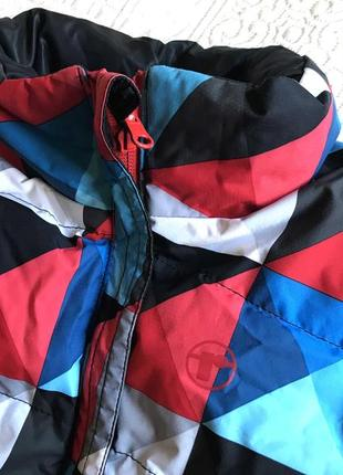 3553 куртка reima двостороння 5-7 лет2 фото
