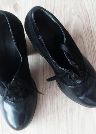 Класні туфлі на платформі