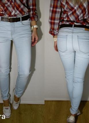 Стильные джинсики zara