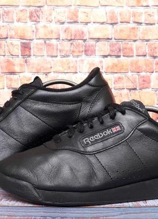 Кроссовки кожаные reebok classic 38p.
