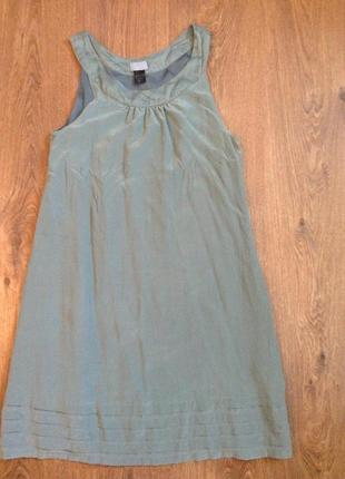 Стильное лёгкое платье hm