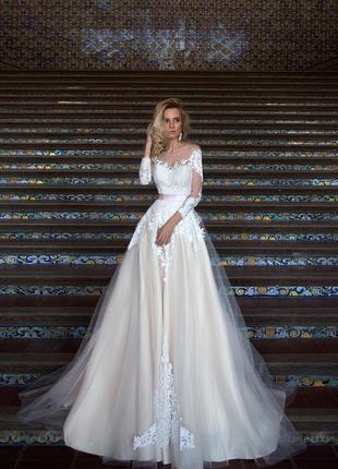 Свадебное платье mirey от оксана муха