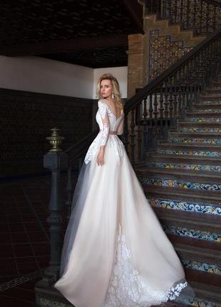 Свадебное платье mirey от оксана муха2 фото