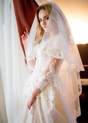 Свадебное платье mirey от оксана муха3 фото