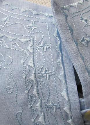 Нежнейшая рубашка-блузка-вышиванка