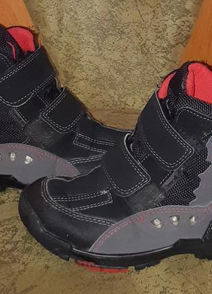Зимние ботинки ricosta (оригинал)