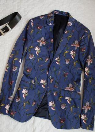 Невероятно красивый пиджак блейзер topman