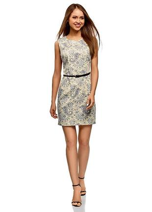 Стильное платье oodji, новое, оригинал