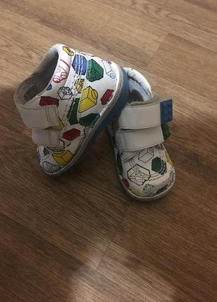 Ботинки ботиночки 23 весна осень
