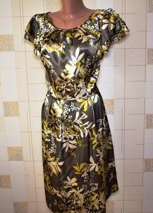 Шикарное платье next, большой размер 2xl