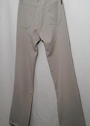 Gucci, брюки штаны джинсы унисекс хлопок, made in italy2 фото
