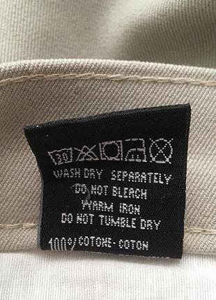 Gucci, брюки штаны джинсы унисекс хлопок, made in italy5 фото