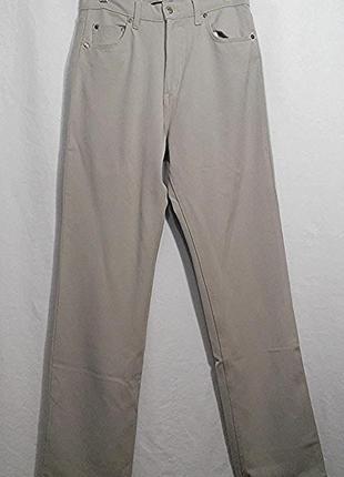 Gucci, брюки штаны джинсы унисекс хлопок, made in italy3 фото
