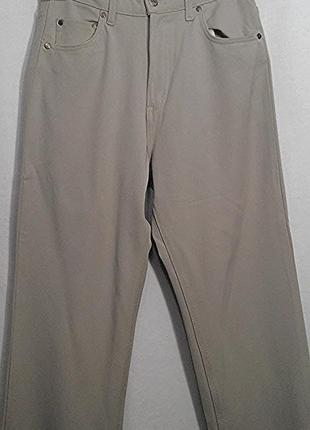 Gucci, брюки штаны джинсы унисекс хлопок, made in italy9 фото