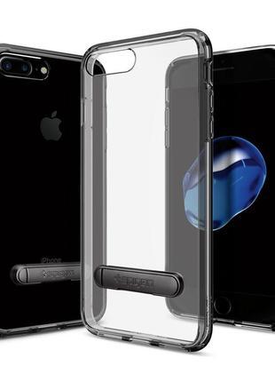 Чехол  противоударный spigen ultra hybrid s iphone 7 8 x xs и plus оригинал
