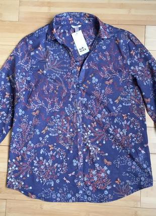 Рубашка-блуза разм.м-l.