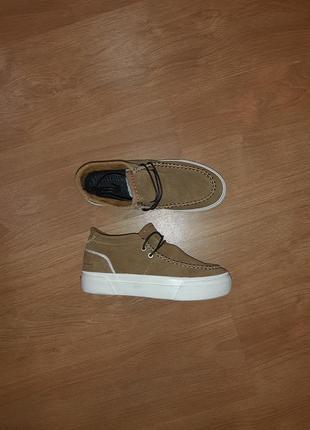 Стильные замшевые ботинки сoolway(испания)
