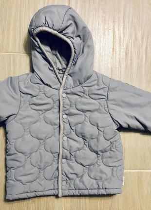 Куртка mexx p.4-6мес