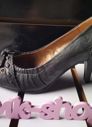 2a2f815d Женские туфли, натуральная кожа djovannia 005, 36размер, цена - 450 ...