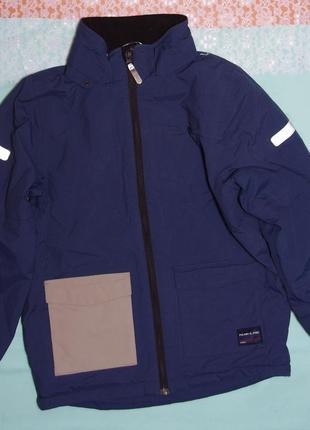 Куртка на 11 - 12 лет рост 146 - 152 см от polarn o.pyret