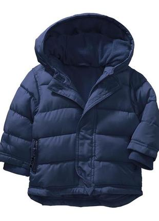 Демисезонная куртка old navy. размер 2т, 3т. распродажа