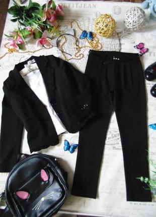 8-9лет.шикарный школьный костюм colabear.mега выбор обуви и одежды!