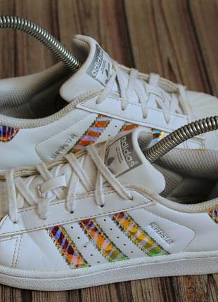 Кроссовки adidas superstar размер 31 оригинал