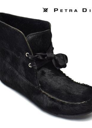 Распродажа! ботиночки petra dieler!!! -известный дорогой бренд! натуральная кожа!!!