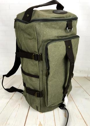 Рюкзак мужской. дорожный, вместительный рюкзак. сумка-рюкзак ксс54-4
