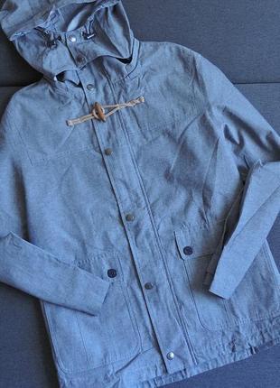 Стильная весенняя куртка lyle scott