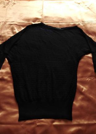 Длинная  кофта на одно плечо  blumarine