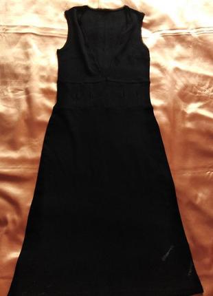 Трикотажное платье v&v