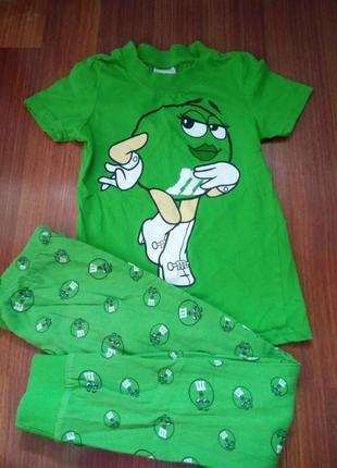 Пижама m&m's