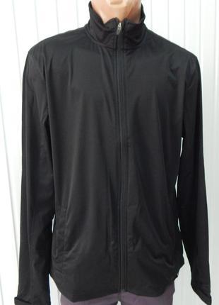 Курточка мужская черная crivit для гольфа