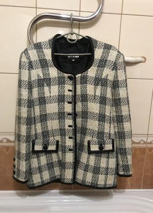 Пиджак жакет в стиле chanel