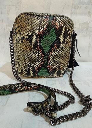 Модная яркая сумочка