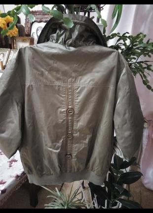 Ветровка куртка бомбер  р 483