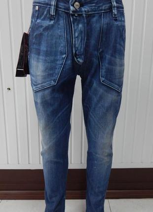 Стильные мужские джинсы двусторонние salsa