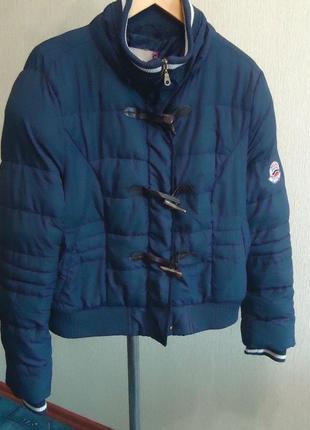 Демисезонная мужская куртка курточка на синтепоне, р.52-54