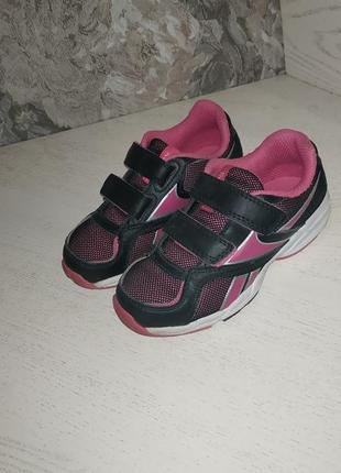 Детские кожаные кросовки adidas
