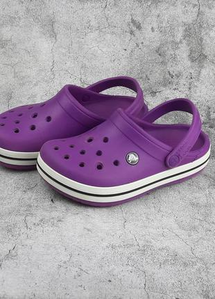 Crocs j3 кроксы