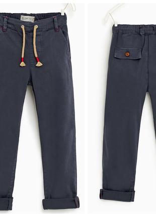 Стильні джинси штани для хлопчиків від zara іспанія