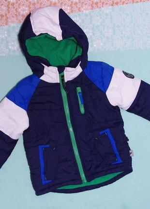 Куртка на 2 года рост 92 см от rothschild